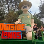 Image for the Tweet beginning: . @sfoutsidelands is a place