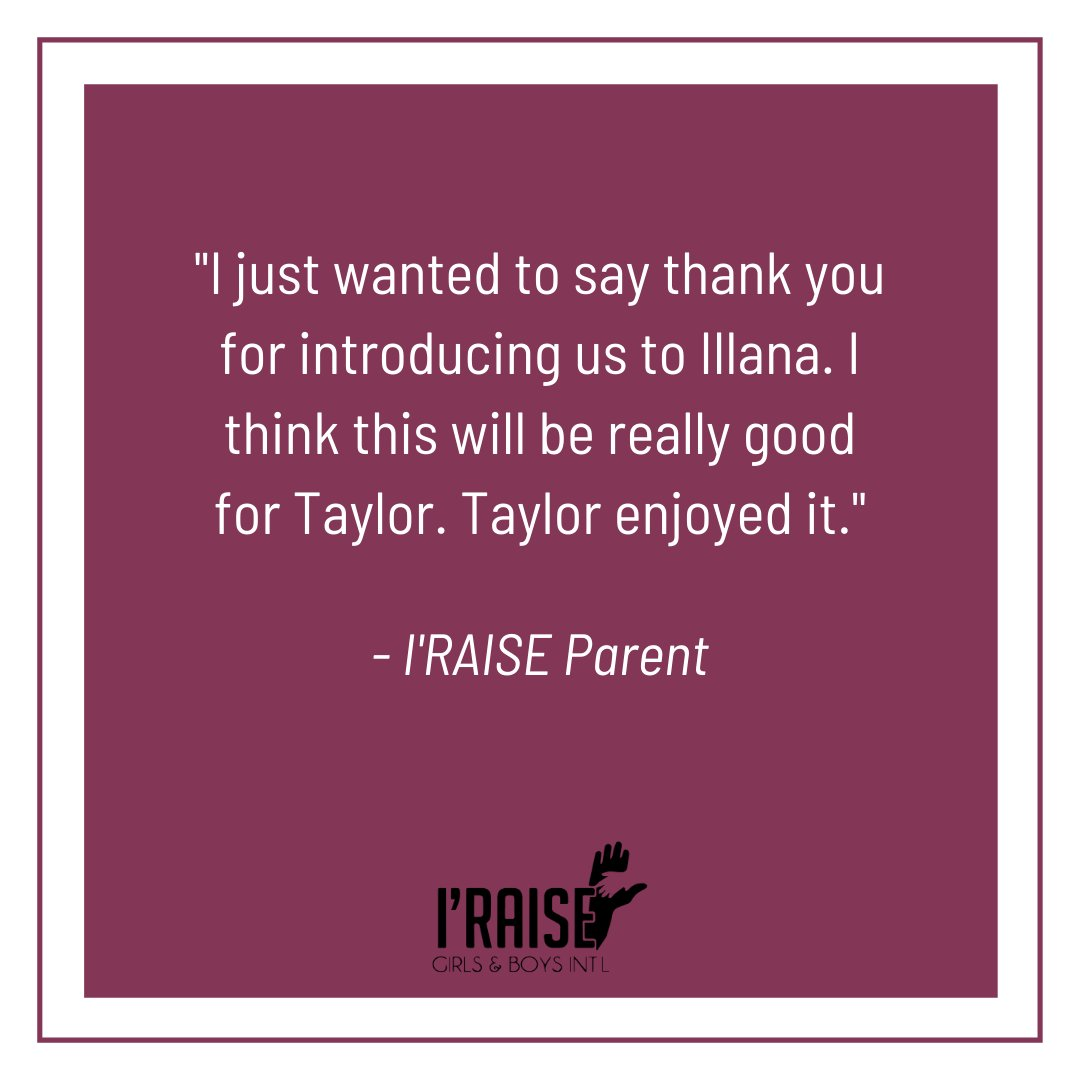 """One of our parents said this after signing their child up for our free, virtual mentoring program.   #mentoring #iraise #coronaconnections #bigbrotherbigsister #thisisparenthood #parentinginapandemic"""" pic.twitter.com/UDdaC8E3hA"""