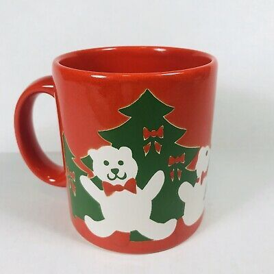 Waechtersbach Christmas Mug or Tea Cup w/ Xmas Bears & Tree #Germany on #eBay https://buff.ly/30JQsjr  #Waechterbach #german #Christmas #Christmas2020 #christmasdecor #SantaClaus #christmastree #christmasbears #teddybears #coffeemug #coffeecup #hotchocolate #christmasmugpic.twitter.com/gjfJuFZDKT