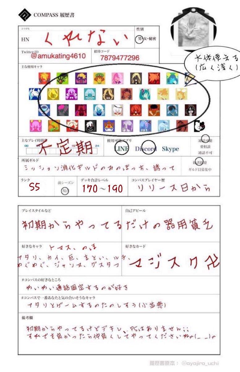 故 くれない (@amukating4610)   Twitter