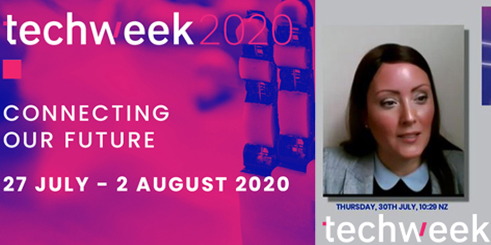Techweek NZ may be over for another year and I hope you attended as many inspiring and informative events as possible.  Artificial Intelligence featured prominently during Techweek2020 so we've collated the best Techweek TV highlights for you.http://ow.ly/LK8550AURoZpic.twitter.com/0JThZO9m9O