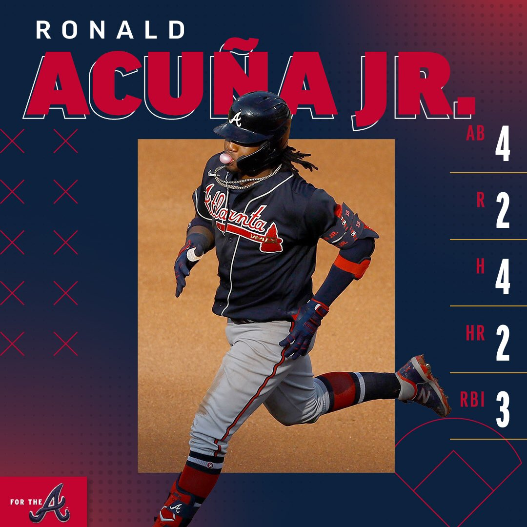 Ronnie and Freddie put on quite a show in Game 2. #ForTheA