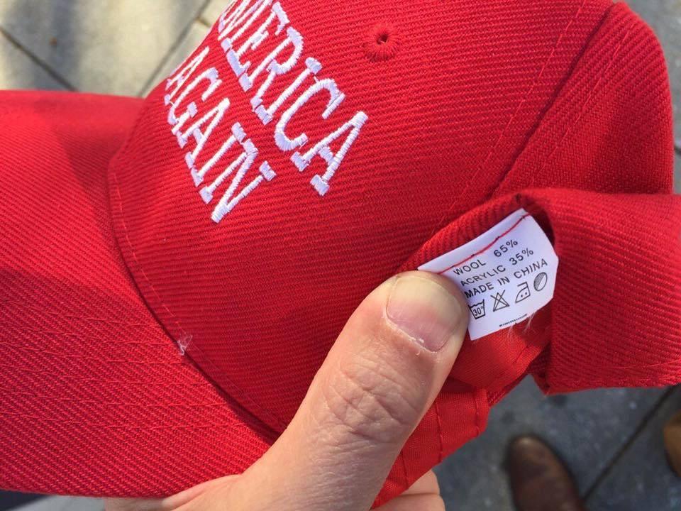 Make America Great Again? Not so true