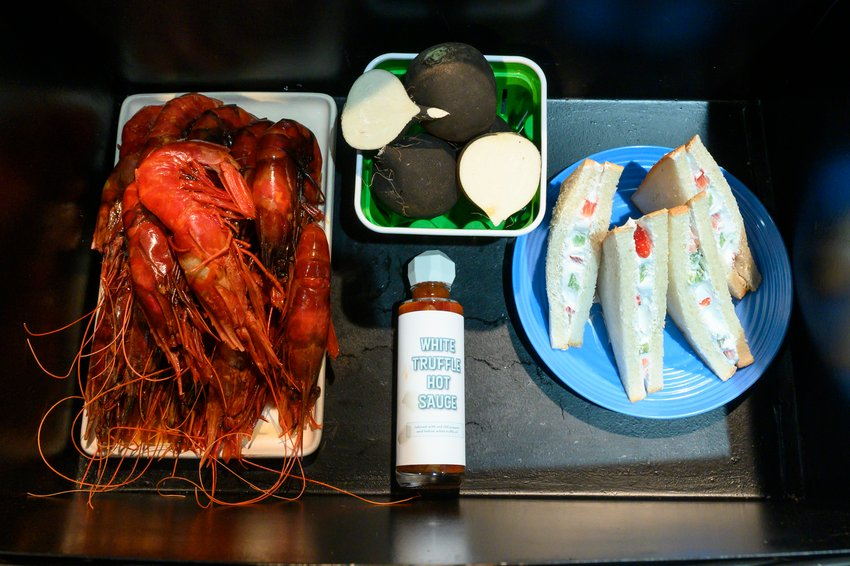 Get a closer look at tonight's appetizer basket! #Chopped
