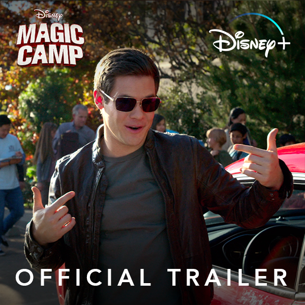 The real trick is to believe. Magic Camp is streaming Friday, exclusively on #DisneyPlus.