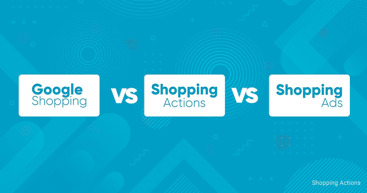 Shopping Actions vs Google Shopping vs Shopping Ads: Which is better? https://bit.ly/2ZUieYK  #socialmedia #digitalmarketing #contentmarketing #growthhacking #SEO #ecommerce #marketing #influencermarketing #blogging #infographic #deeplearning #ai #bigdata #datascience #fintechpic.twitter.com/Y4cg0BR554