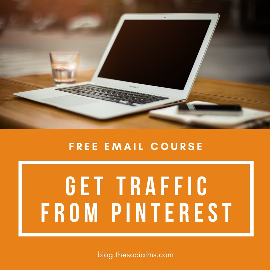 Do you want to learn how to market your blog with Pinterest? Join us for a free email course. https://thesocialms.ck.page/4990ad573fpic.twitter.com/OQ6z7SC3kH