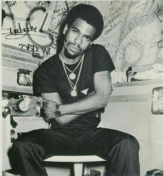 Happy Birthday goes out to American Rapper Kurtis Blow (Kurt Walker) born today in 1959.