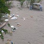 「ゴミ問題」マナーの悪い観光客・楽しんだ後の片付けくらいしてほしい・・・。