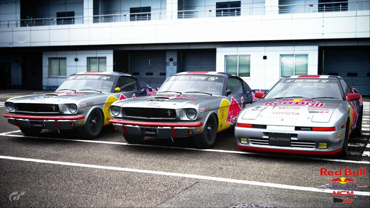 """Racing is life. Anything before or after is just waiting."" -Steve McQueen   ✌🏽😉🏁🇨🇷  #InfinityGT #TeamRedBullMCMRacing #GranTurismoSport #simracing https://t.co/QkTVDb1kt1"