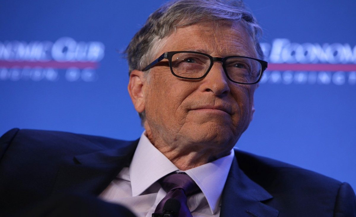 Bill Gates: US only country to have coronavirus 'testing insanity' hill.cm/C0dwzik