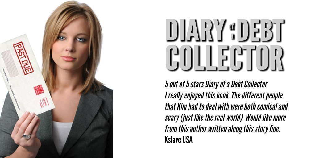 Diary of a Debt Collector Summertime Offer £0.99 until 1st September 2020 #KindleUnlimited #humor #humour  Kindle: https://t.co/28mK3zCIqE Book: https://t.co/XQj3rIu1OY https://t.co/vt0h1o9gB0