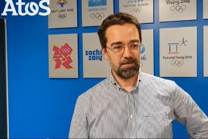 Nuestro compañero José Ramón Martínez nos explica el rol de @AtosES en el proyecto...
