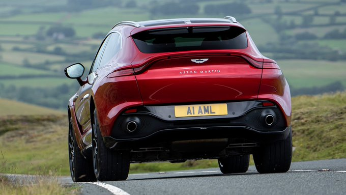 RT @AutoExpress: REVIEW: The Aston…
