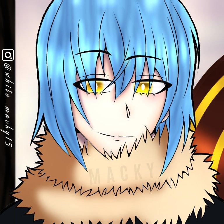 I miss watching This anime so I Just drawed Rimuru#thattimeireincarnatedasaslime #Anime #Digital #Digitaldrawing #Digitalcolor #Digitalart #Weeb #Otaku #Animeboy #Tenseishittaraslimedattakenpic.twitter.com/JYGANLS0eC