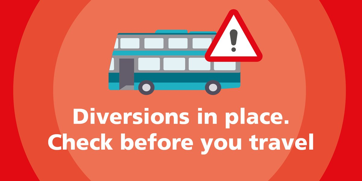 ⚠️🚌 North Road in #Ravensthorpe near #Dewsbury is closed for gas works.  Bus services @arrivayorkshire 202 & Longstaffs 205 are diverted via A644 Huddersfield Road, Church Lane and Dunbottle Lane during these works  ℹ️👉https://t.co/58KAsZnb9h  #WYBus https://t.co/6xsVKJ2b6Q
