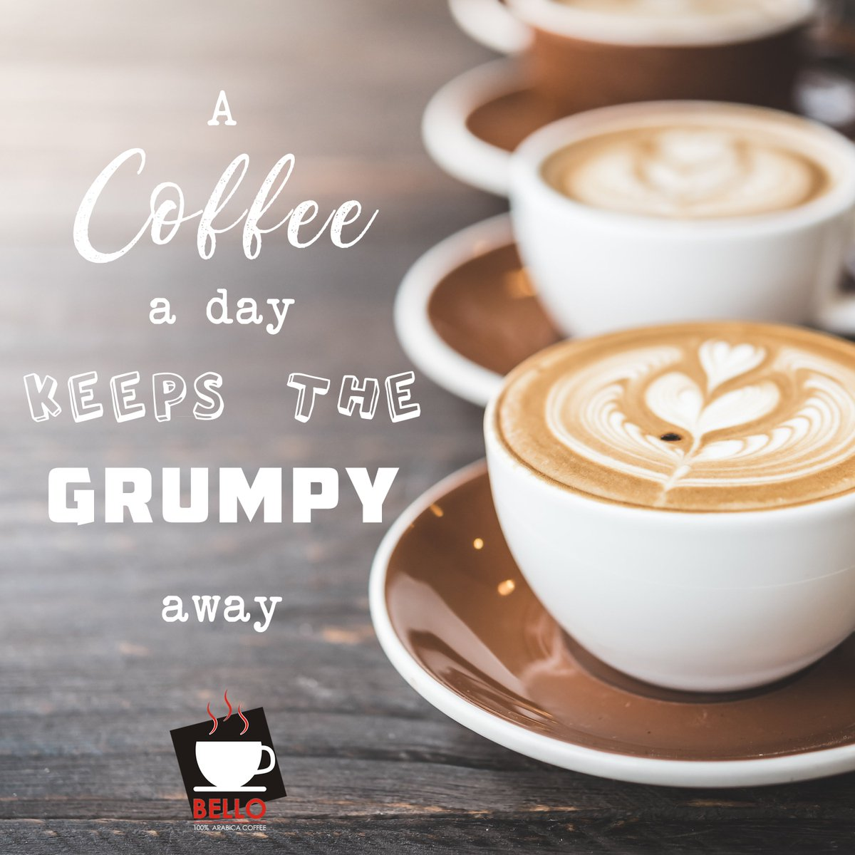A coffee a day keeps the grumpy away!  Download the Del Forno app, available on Android & Apple and get ordering. Del Forno stores deliver.  Read up more on Bello Coffee: http://delforno.co.za/bello-coffee.html…  #BelloCoffee #DelForno #LoveForCoffee #coffee #coffeetime #coffeelover #caffeinepic.twitter.com/N4ap2gklLN