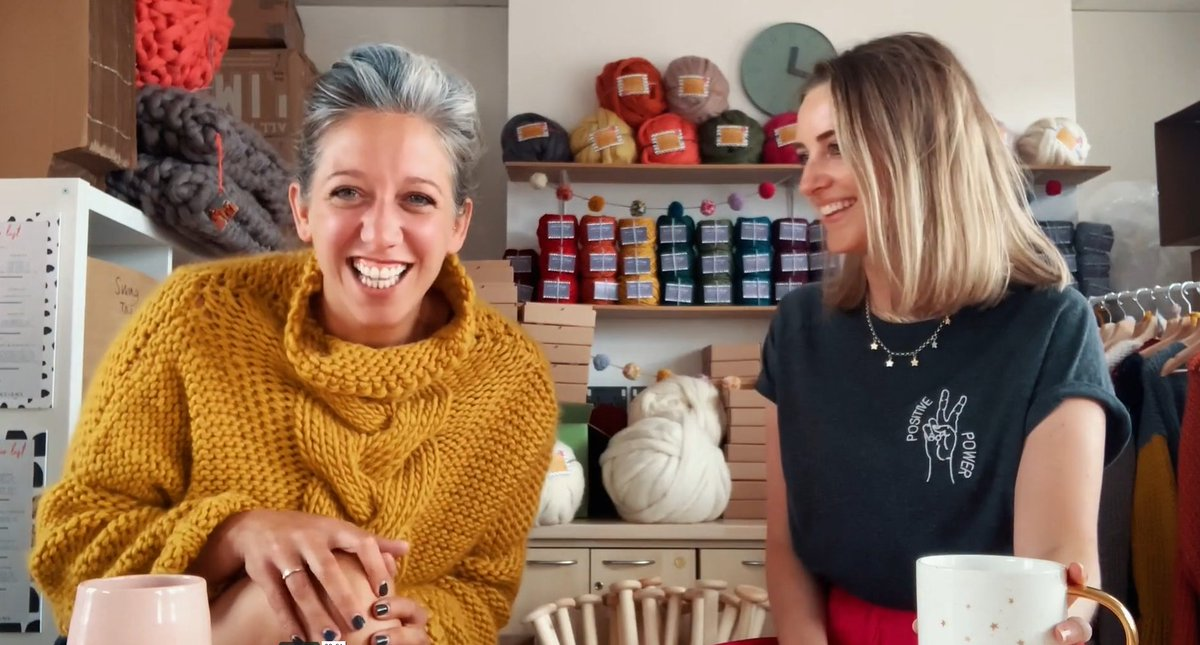 Meet Lauren, the queen of knitting with Lauren Aston Designs, as she shares her story on how she built a business based and driven by passion via @NatWestBusiness  https://natwestbackherbusiness.co.uk/stories/jess-ratty-interviews-with-lauren-aston-2…  #WomenInBusiness #NatwestBoost #BackHerBusinesspic.twitter.com/hcWauAhwWc