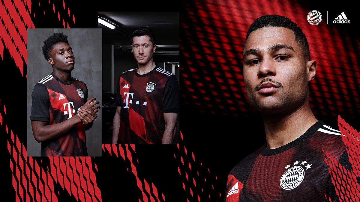 Maillot du Bayern Munich pour la Ligue des champions