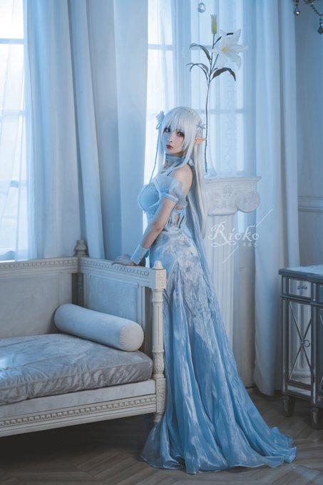 コスプレイヤーrioko凉凉子のTwitter自撮りエロ画像84