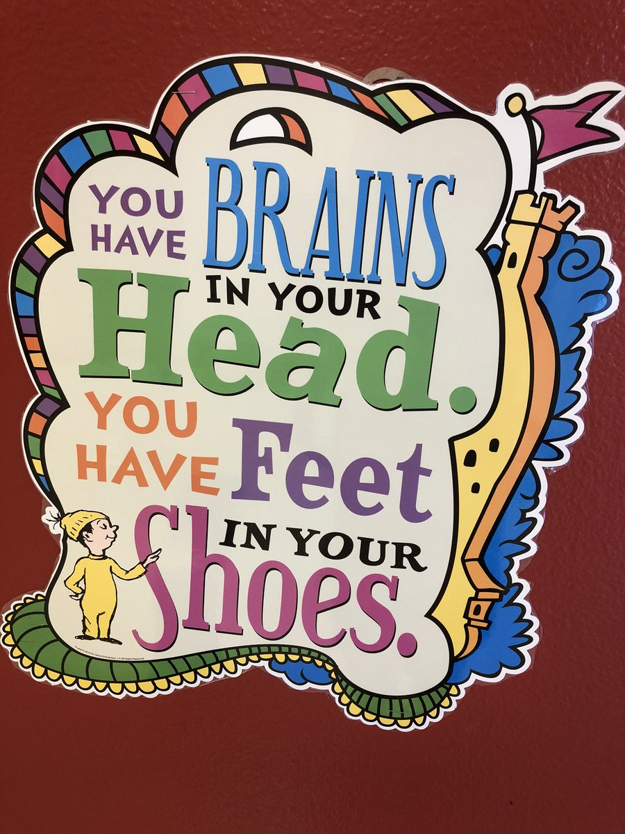 Today we opened our Child Development Academy. A 4-year-old told me I had pretty shoes. This year is going to be awesome! 👠 #BrainsInHead #FeetInShoes #BrilliantKids #StartingOutOnRightFoot ♥️😂 https://t.co/erwbgPUSdZ