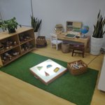 Image for the Tweet beginning: Our Early Explorers learning spaces