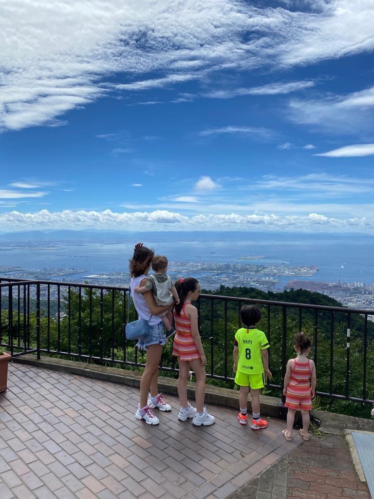 Mi Familia. Mi vida. #Ravapas💫  僕の家族、僕の人生。#Ravapas 💫  #MtRokko #Kobe 🇯🇵