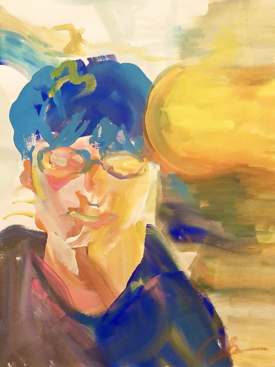 #expressionism #artwork #drawing #ArtistOnTwitter #drawingoftheday  #contemporaryart #portrait #contemporarydrawing #acrylic #portraitdrawing #acrylicdrawing   #煙草嫌いpic.twitter.com/YPz3dtejc5