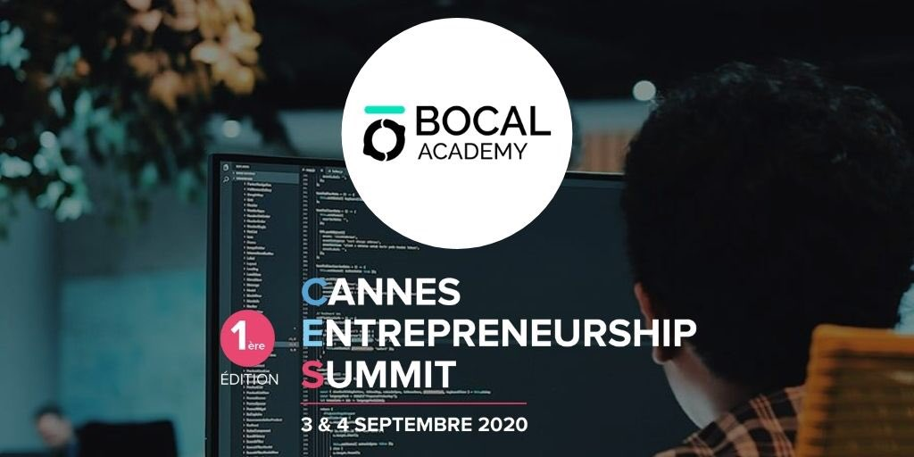 @lebocal_academy sponsorise la 1ère édition du #CES2020 et on les en remercie. Experts dans le développement web 💻, ils t'apprennent à coder sur les technologies les plus en vogue ! Plus d'informations sur #CannesEntrepreneurshipSummit ici 👉 https://t.co/1T8TSOiswU #Sponsor https://t.co/RNoBMKXGpo