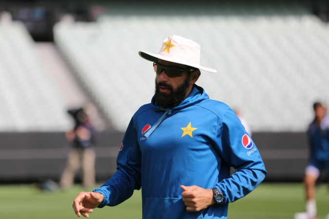 """""""We are feeling frustrated, just as the fans are, after the Old Trafford Test,"""" writes @captainmisbahpk    More ➡️ https://t.co/b2vOeX4mPq https://t.co/zK3THMxQ6t"""