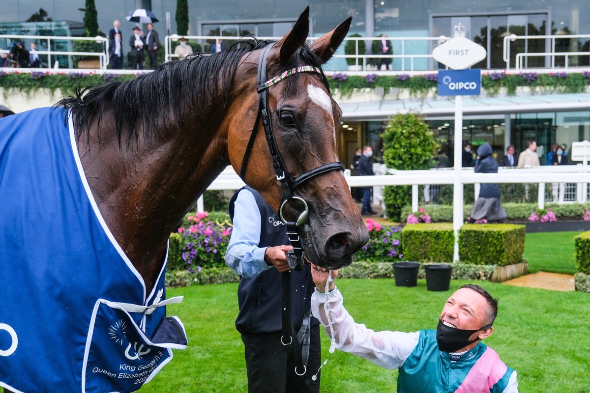 BREAKING NEWS📰  ENABLE👑 will miss Darley Yorkshire Oaks @yorkracecourse  to run in the G3 September Stakes at Kempton. https://t.co/RByKdyXwbp