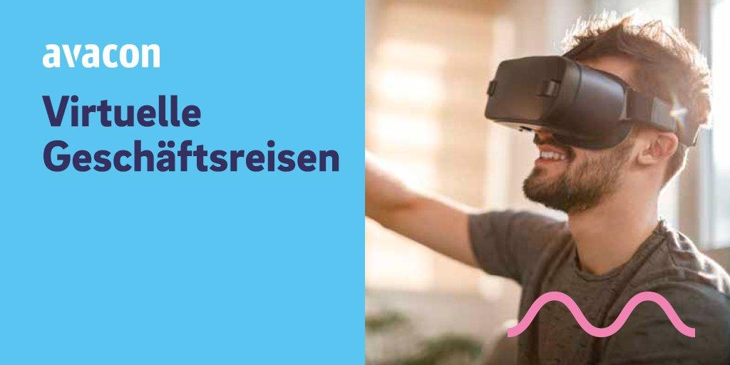 Bald können sich Mitarbeiter*innen in virtuellen Konferenzräumen mithilfe einer Virtual Reality Brille begegnen und miteinander arbeiten. Das fördert die Teamarbeit standortübergreifend und senkt Reisekosten und -zeiten. Interesse geweckt? Hier gibt's mehr https://www.avacon.de/de/ueber-uns/newsroom/broschueren-sdg/innovations-und-digitalisierungsbericht.html?utm_source=twitter&utm_medium=post&utm_campaign=innovation…pic.twitter.com/HpwnyuzCgM