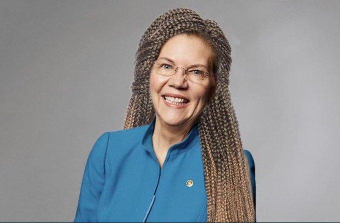 "Klobuchar: We need a woman of color on the ticket.  Warren: My name is Warrneega Little-Bear Jones  ""Too soon?"" 🙄  @ChristineRomans @LauraAJarrett @CNN @EarlyStart @JohnBerman @NewDay @abbydphillip @ChrisCuomo @donlemon @GloriaBorger @errollouis @AprilDRyan @davebriggstv https://t.co/Y34RMvAygp"