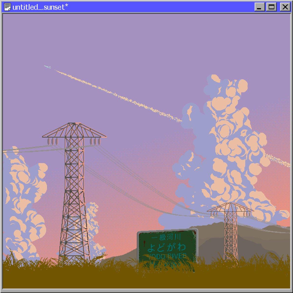 . . #pixelart #pixelartist #ドット絵 #ピクセルアート #aseprite #summer #SummerParadise2020pic.twitter.com/2WpzWWJTMc