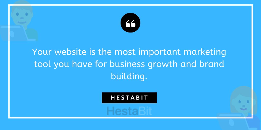 Your website is the most important marketing tool you have for business growth and brand building. #Branding #Brands #socialmediamarketingpic.twitter.com/tc55eSJRK5