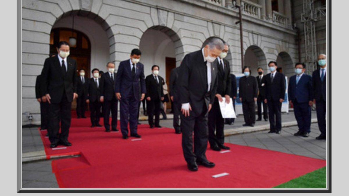 森喜朗赴台弔唁李登輝與台灣總統蔡英文會談 https://t.co/2TQHKeTivE https://t.co/h6O4Nm6LfU