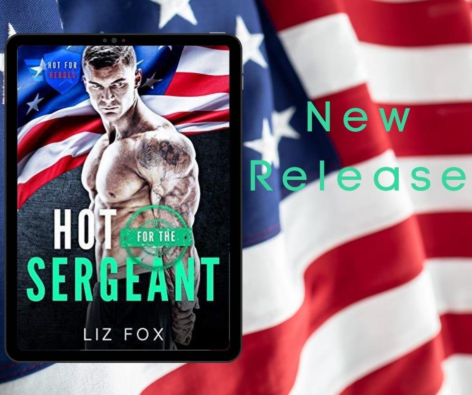 Happy Release Day Liz Fox. Hot for the Sergeant is Live https://amzn.to/3hzhwHr   #RomanceIsaBonusBook #instalove pic.twitter.com/sadDmv1owC