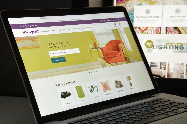 The Homewares giant Wayfair reports significant growth of 84% in their Q2 sales, more here in the breaking news section of the BHETA website - https://www.bheta.co.uk/news/retailer-news/wayfair-reports-significant-rise-in-their-q2-sales/ …pic.twitter.com/TeSPvNELZl