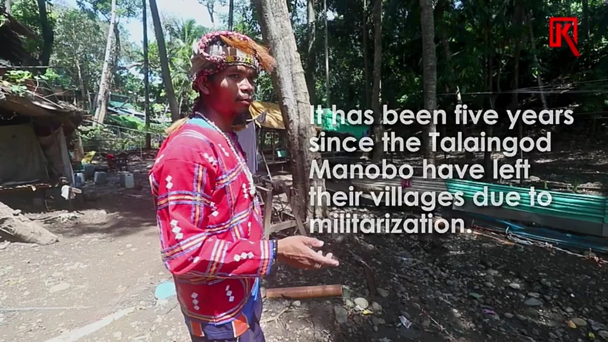 STATES OF TERROR TALAINGOD FOR TALAINGOD MANOBO: A documentary by Kilab Multimedia featuring the plight of the Talaingod Manobo Lumad. #DefendTheDefenders #JunkTerrorLaw  Full video: https://www.facebook.com/438078899695681/posts/1424101437760084/…pic.twitter.com/0p8uHgKIE3