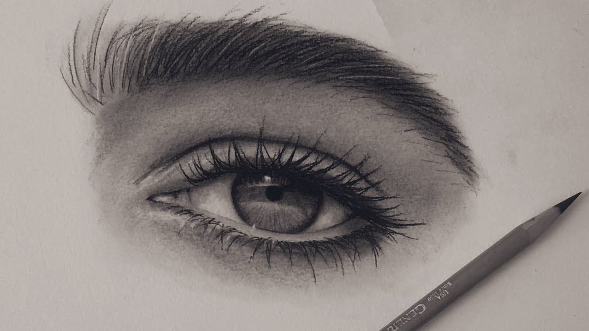 drawings of eyes - 1280×720