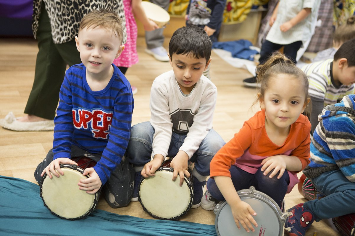 Are you a skilled musician in the East Mids with an interest in delivering high quality musical learning in early years settings? Why not apply to be a Music Champion for The Spark and @DMUtalent25  Closes 19 Aug  @youthmusic https://t.co/wTxqkztXks