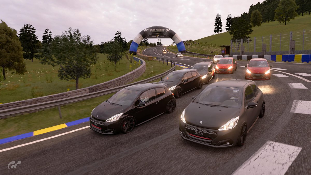 #GranTurismoSport #DailyRaces GT Sport Daily Races: Just Like Old Times https://t.co/SDfuhFsKRO https://t.co/PZWRo5o0PC