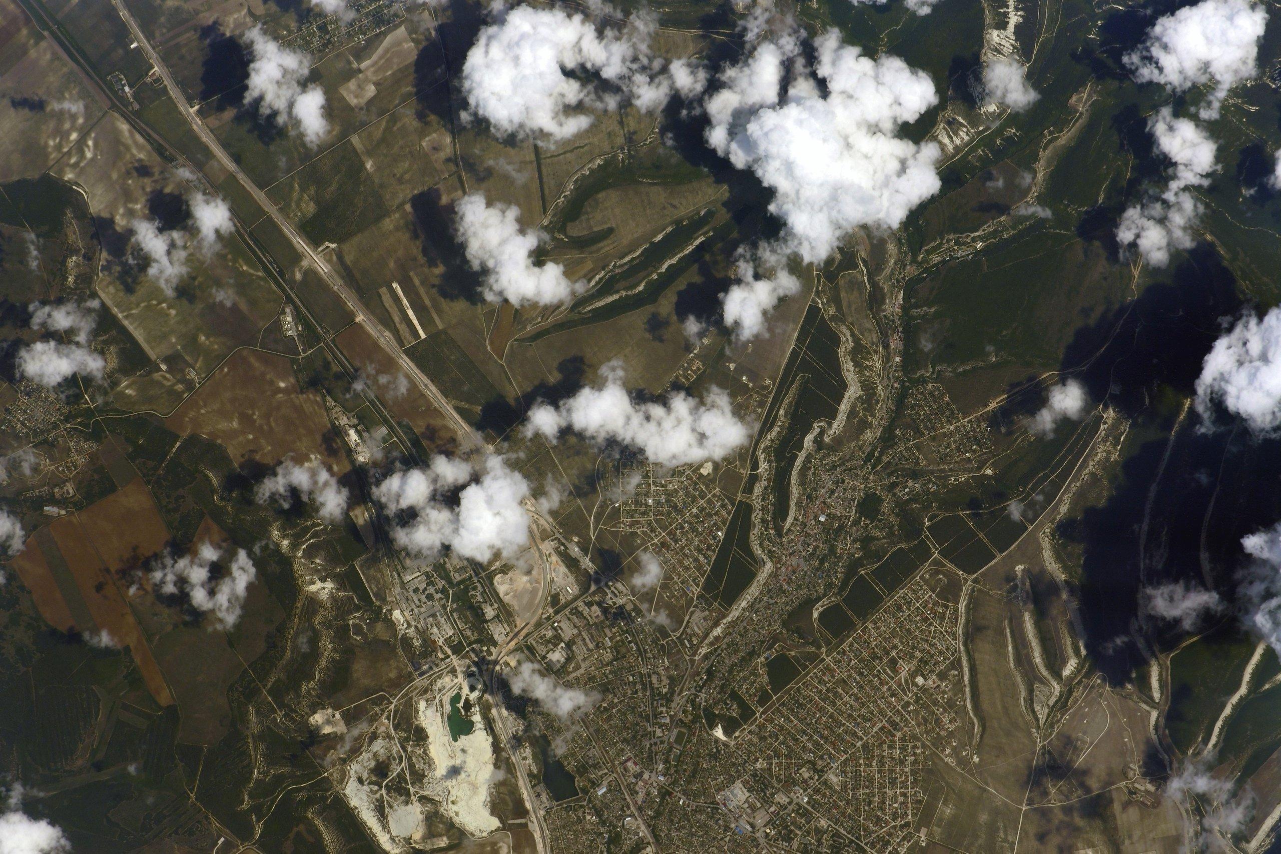 фотографии, фото посьета со спутника мормышки просты
