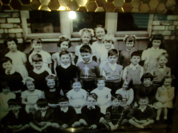Bolton Infants 1958