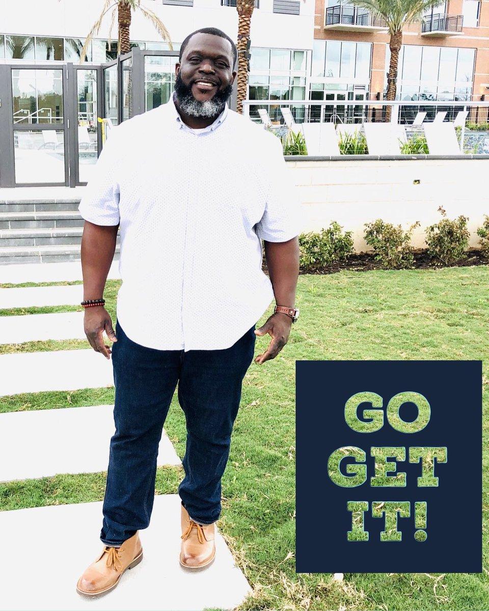 It is Monday.....let's Go Get It!!! #gogetit #tsc #mindset