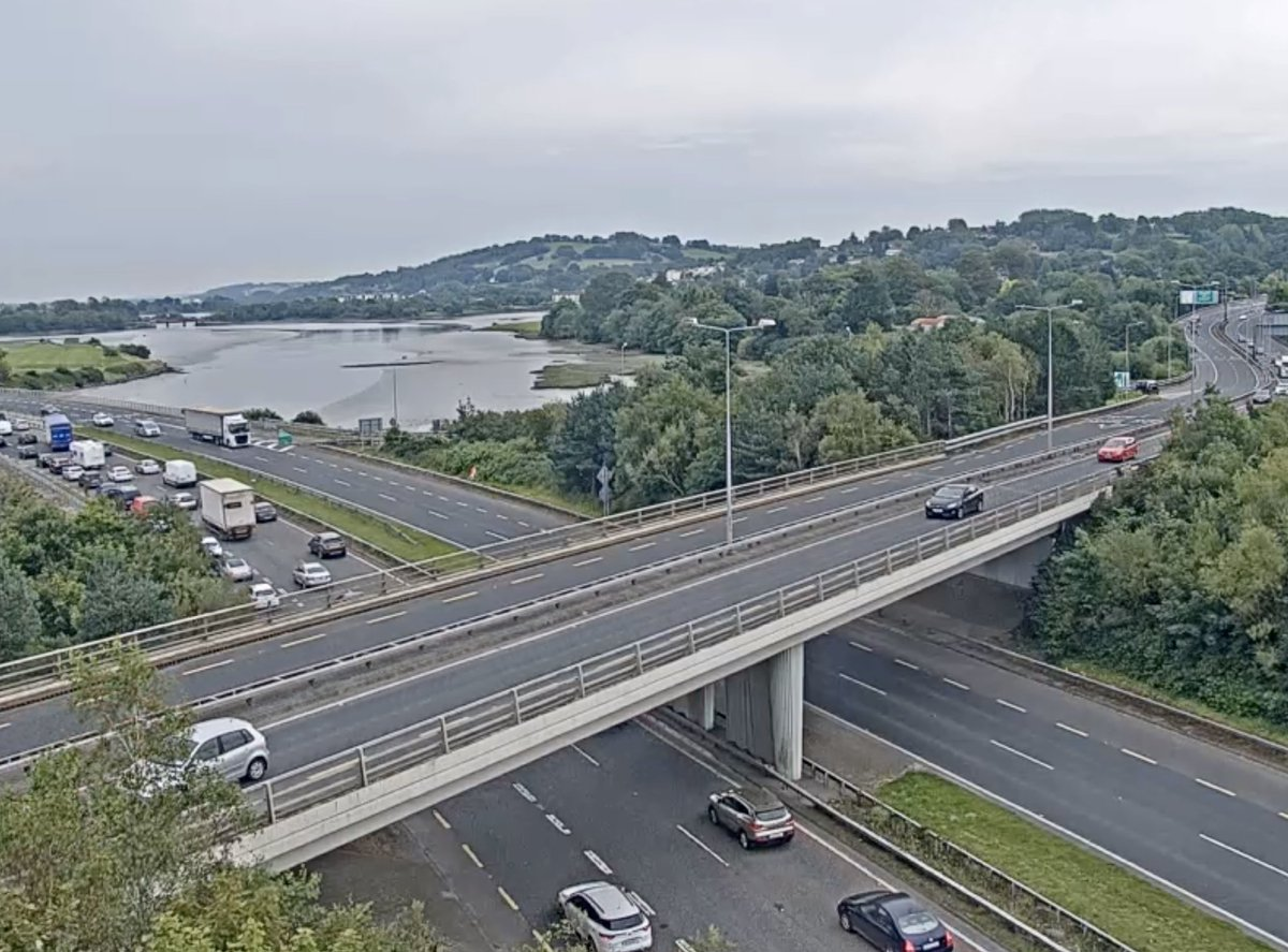 #CorkTraffic Long delays now, eastbound, on the N40 South Ring Road as far as the Bloomfield Interchange as a result of the incident in the Jack Lynch Tunnel. Best to use an alternative route this afternoon. https://t.co/3N8F5KdtK3