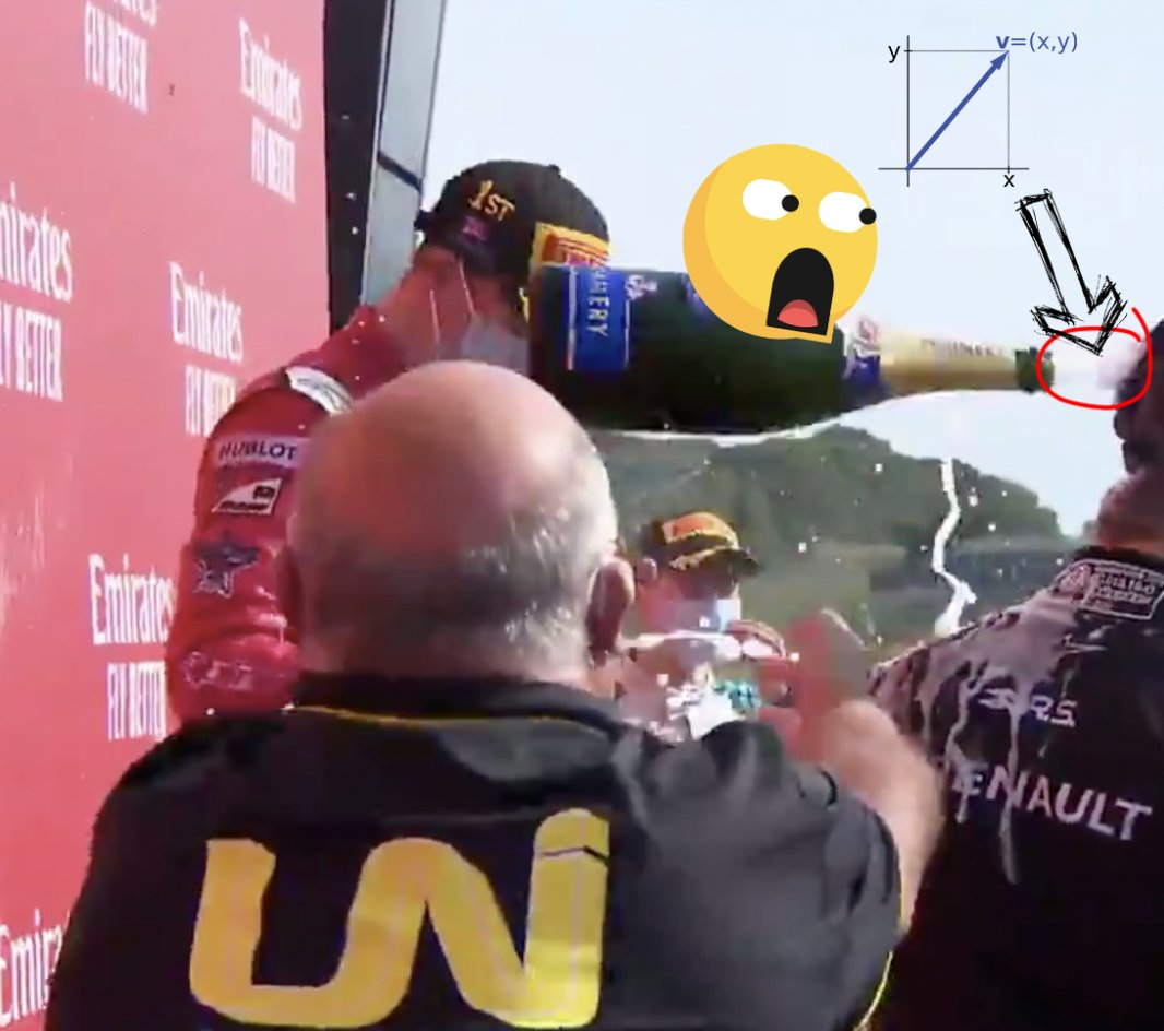 This made our Social Media Podium this week! #ButterFingers 😱  No Lundgaard's were hurt in the making of this 😇 😆  ➡️ Check out our review of the week: https://t.co/03TU9iWPBU  #Formula2 #RoadtoF1 #70thAnniversaryGP #Silverstone #TheF2Debrief https://t.co/2dvc71R3PC