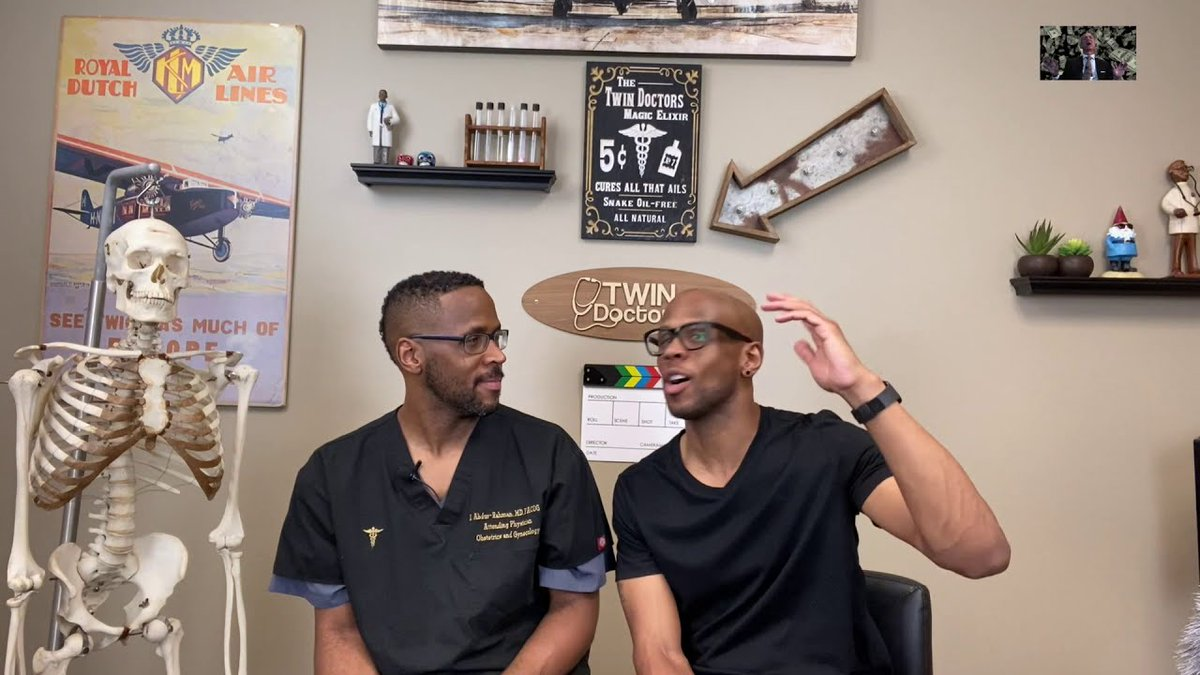 #Sex is the reason that you're pregnant but what about sex during pregnancy? Dr. I and Dr. J break it all down for you! #TheTwinDoctors #TheTwinDocs #TwinDoctorsTV #TwinDocsTravel #EverythingPregnancy #Pregnant #Pregnancy #EverythingYouEverWantedToKnowAboutPregnancy #WhatToExpect https://t.co/y0XRiurCyS