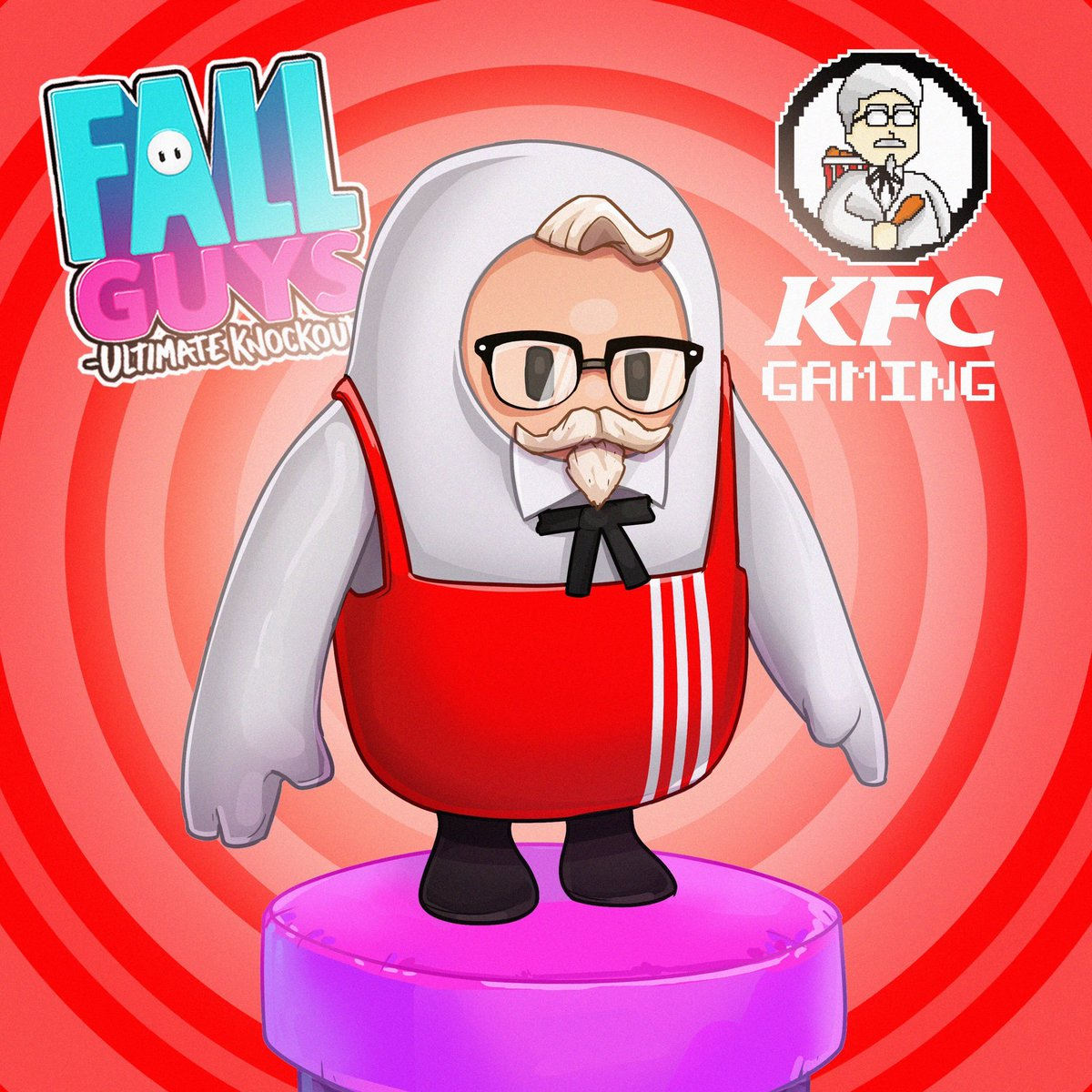 We need this skin in @FallGuysGame, Twitter do your thing