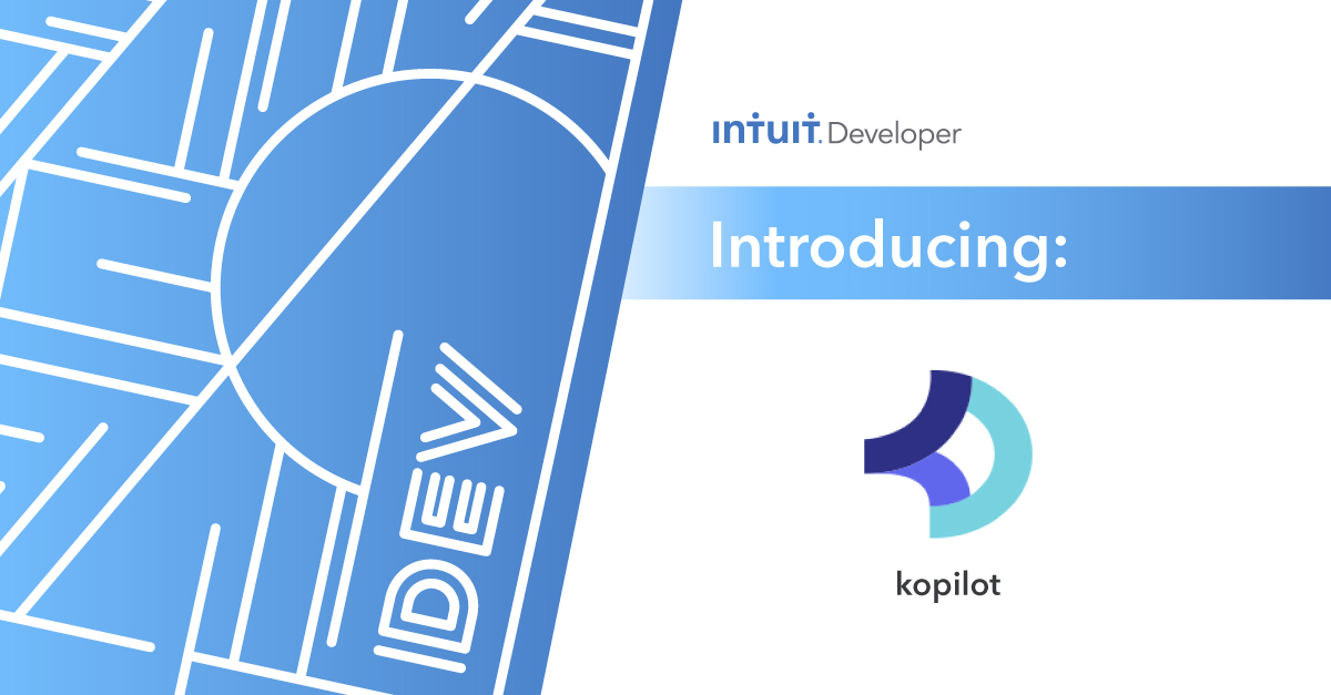 We're thrilled to welcome @getKopilot to the #IntuitApps store! Use them to ease your daily management tasks and predict your sales. Check them out now > https://t.co/1PudpiuGSl https://t.co/lzUQCLrhn7